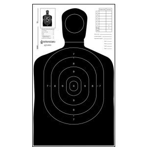 b modified target