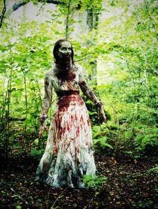 Zombie-Resurrection-Zombie-in-Woods