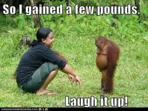 funny weight gain