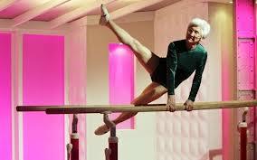 older gymnast