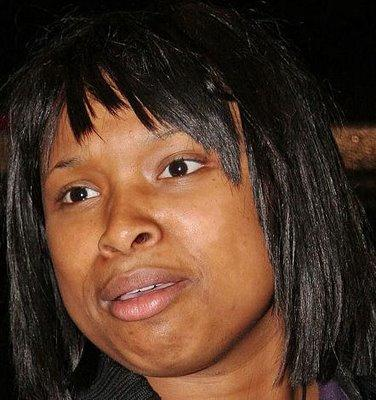 Jennifer Hudson No Makeup