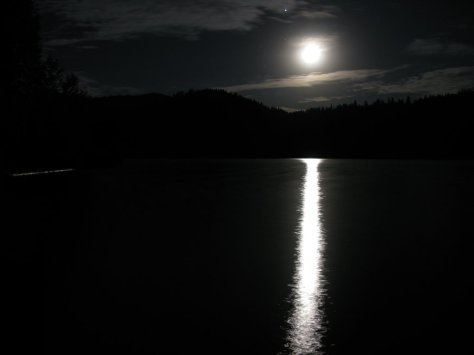 Moonlit_lake_by_MenschMachinen
