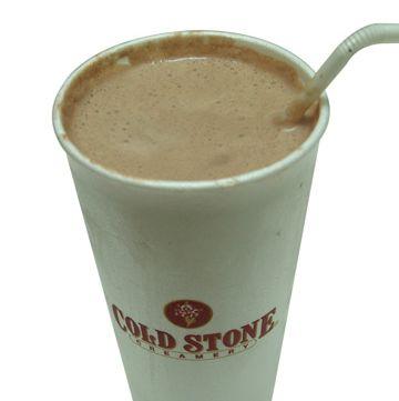 Cold Stone PBandC Shake