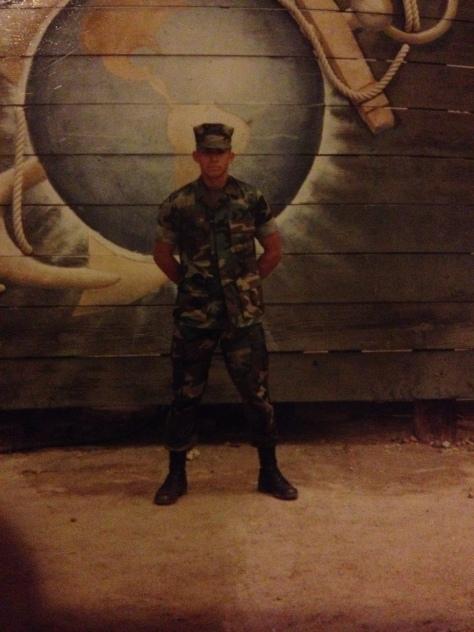 me marines